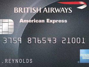 British Airways Amex