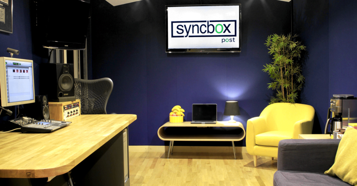 Syncbox Control Room