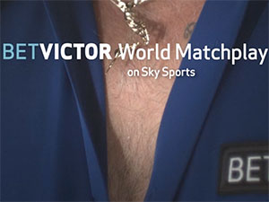 Bet Victor World Matchplay Darts