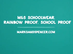 M&S Winner's Tale On-line Campaign