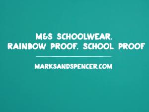 M&S Winner's Tale On-line Campaign