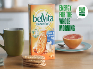 belVita – Susans Morning Win