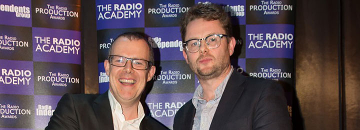 Radio Production Awards 2014 Best Sound Designer
