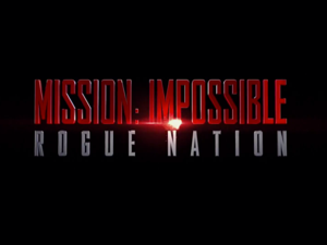 Mission Impossible 5 Instagram