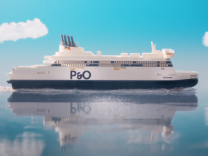 P&O Ferries Adventure Television Ad