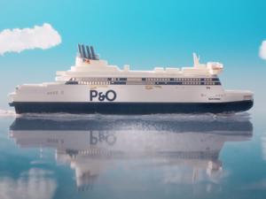 P&O Ferries Adventure Television Ad