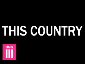 This Country BBC Three. Comedy Mockumentary produced by BBC Studios