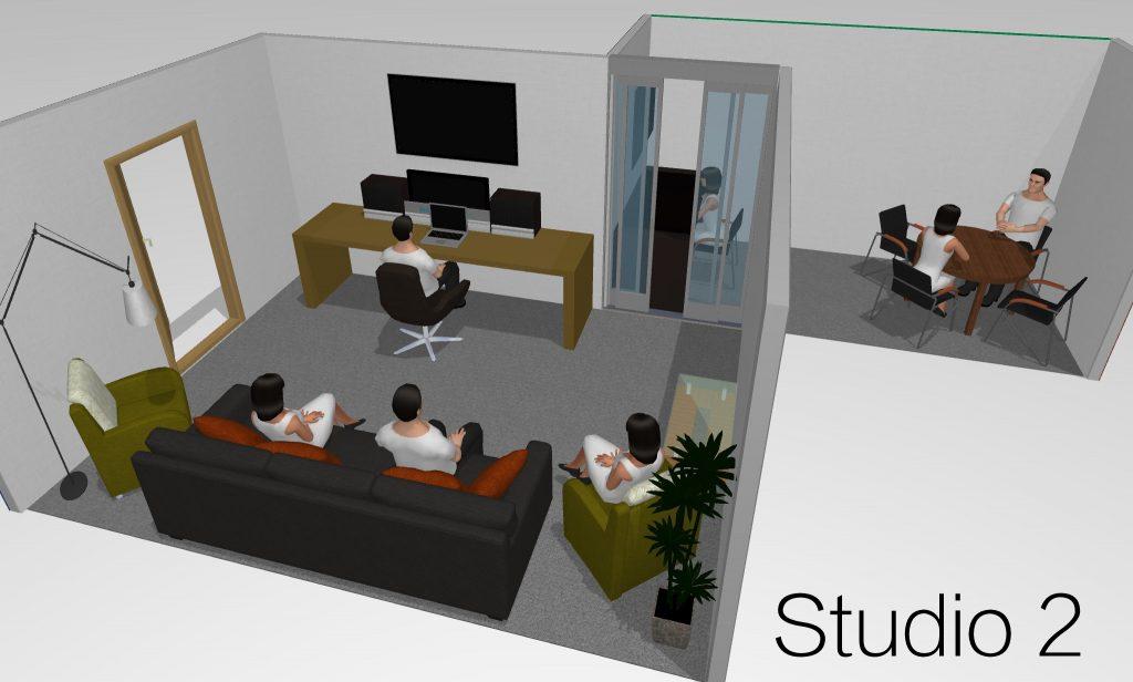 Broadcast PR Studio London