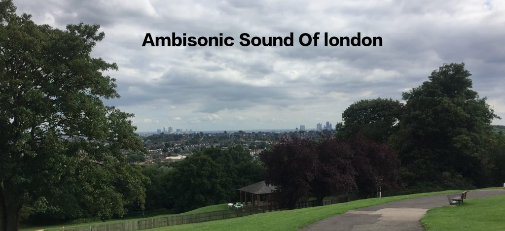 Ambisonic Sound Of London