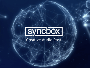 Syncbox Audio Post London