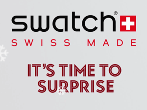Swatch Watch Sound Design Christmas 2018