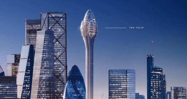 The Tulip Building London