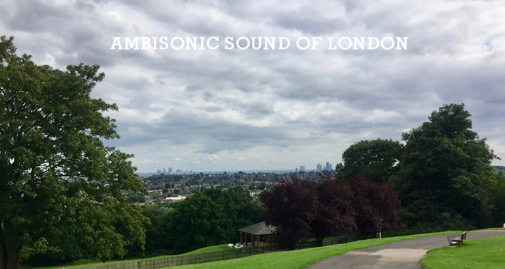 Ambisonic London SFX