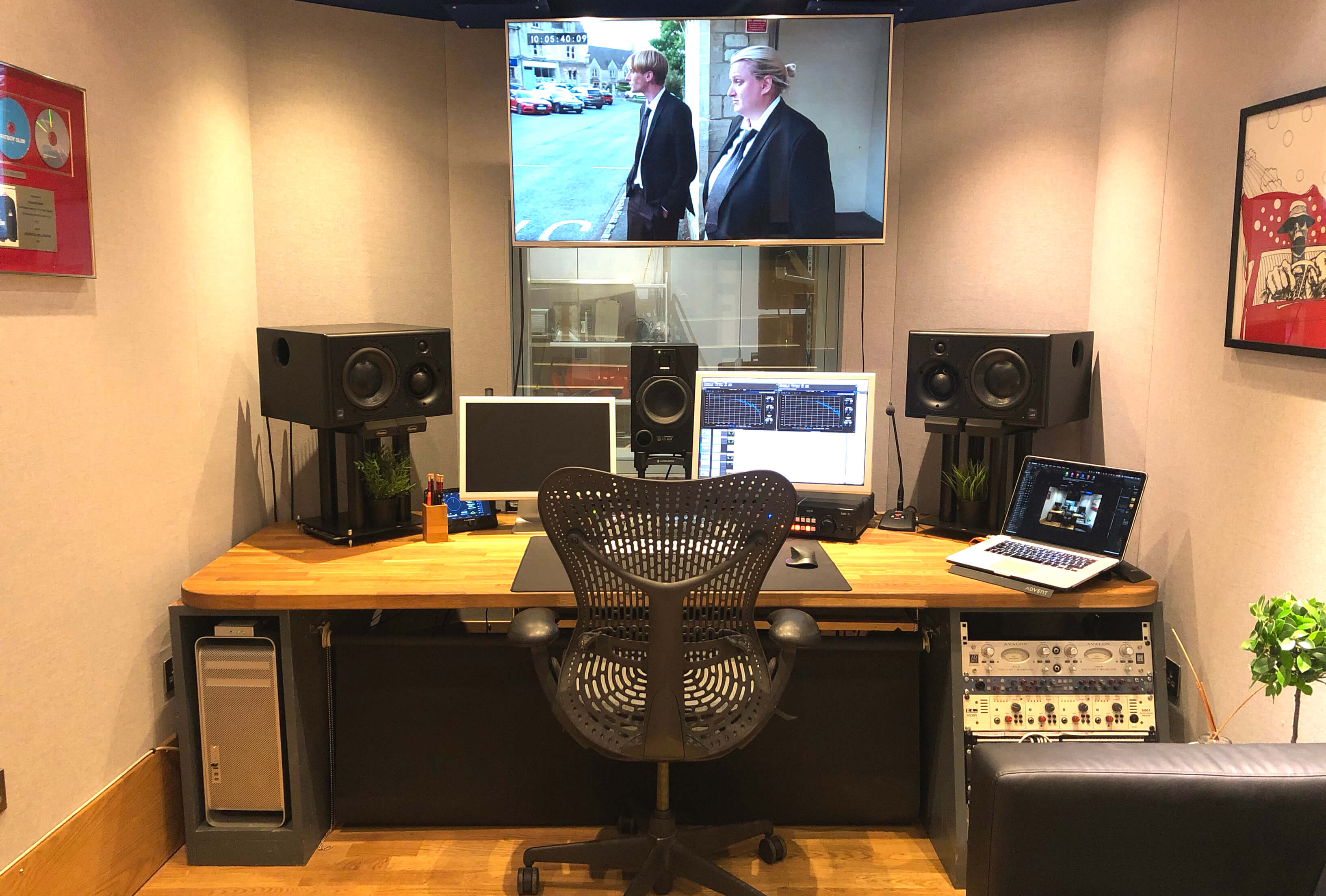 Audio Post Production Studio London
