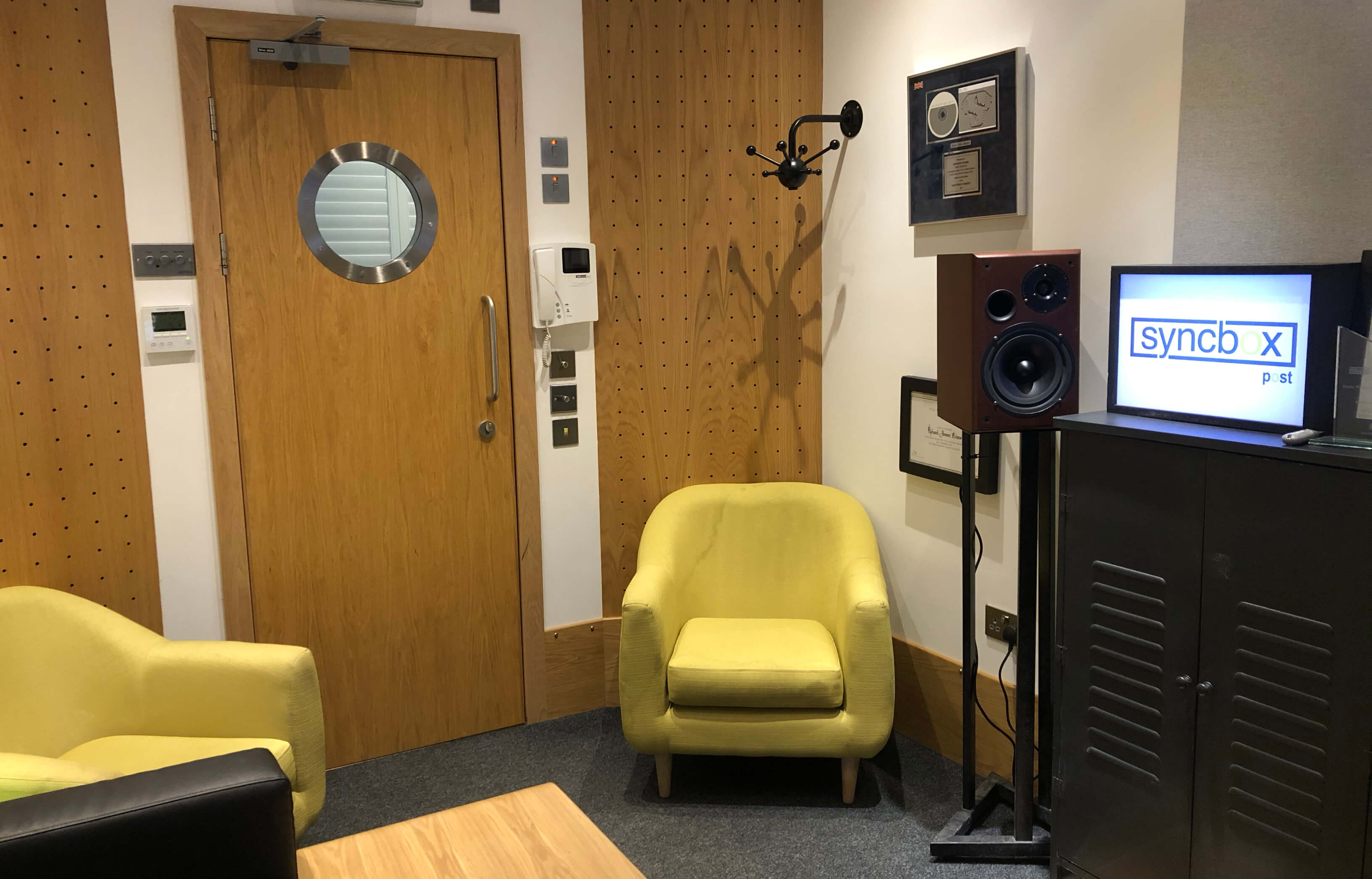 Audio Post Production London