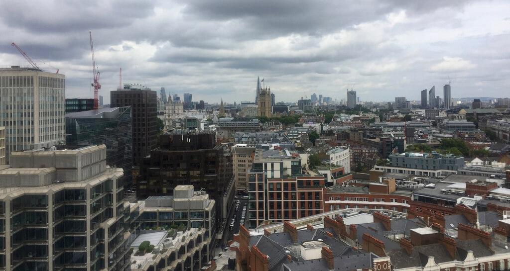 Ambisonic London SFX